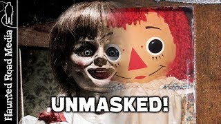 The Real Annabelle Haunted Doll Story!