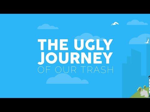 The Ugly Journey of Our Trash
