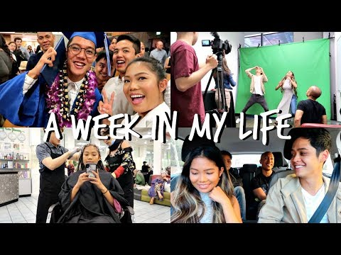 New hairstyle - Weekly Vlog: Eating Live Octopus, Carpool Karaoke with MYX TV + NEW HAIR?!  FarinaVlogs