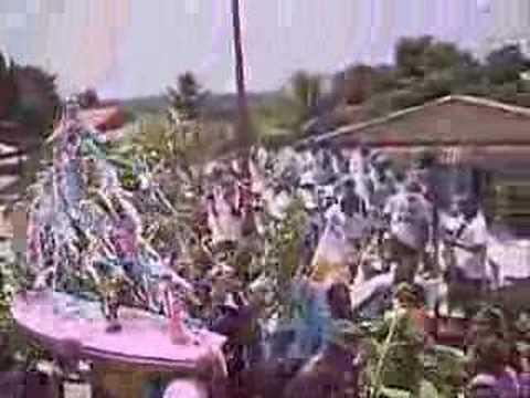 Gaspí em Jaguaripe