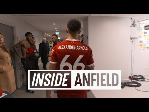Inside Anfield: Liverpool 5-0 Swansea | Exclusive Tunnel Access From The Boxing Day Win