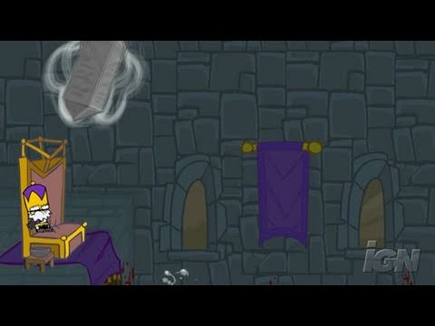 Castle Crashers Xbox Live Trailer - Castle Crashers