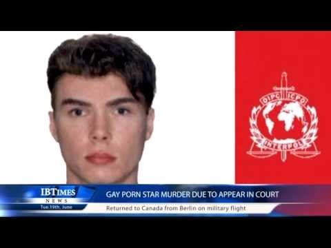 Gay porn star murder due to appear in court
