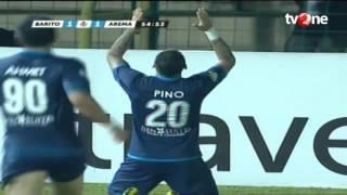 Highlights Barito Putera vs Arema FC [1-2] Gojek Traveloka Liga 1