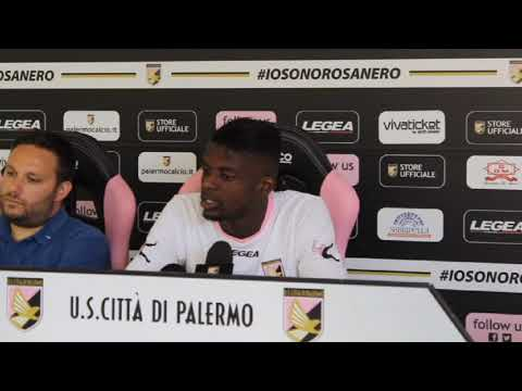 Palermo, parla Eddy Gnahoré VIDEO