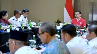 Video Presiden Jokowi Pimpin Ratas Kebakaran Hutan dan Lahan, Pekanbaru, 16 September 2019 MP3, 3GP, MP4, WEBM, AVI, FLV September 2019