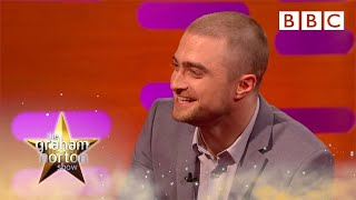 Video Daniel Radcliffe and James McAvoy on meeting fans – The Graham Norton Show: Episode 9 – BBC MP3, 3GP, MP4, WEBM, AVI, FLV Oktober 2018