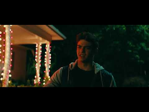 To all the boys I've loved before. Fight scene. Confrontation of Lare Jean, Peter, Josh and Margot