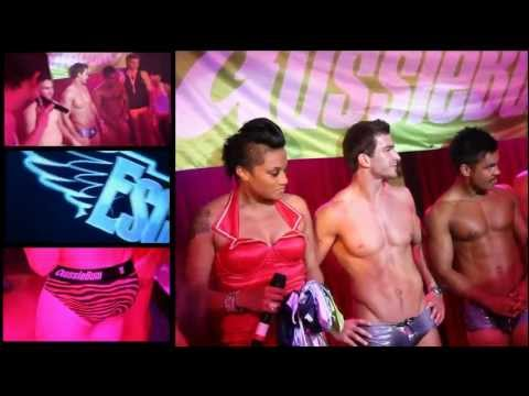 Emily Williams - Spotlight (Emily Williams - AussieBum Party) at Escape Bar & Club