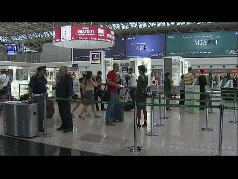 Καθηλωμένες λόγω απεργίας οι πτήσεις της Alitalia