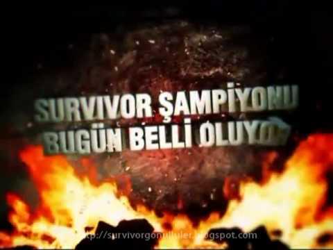 Survivor 26 Haziran Final Gecesi Tanıtımı