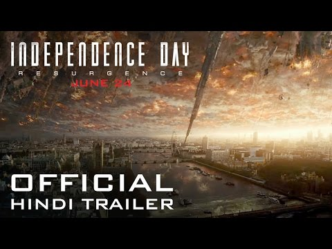 Independence Day: Resurgence | Official Hindi Trailer | 2016