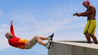 GTA 5 Brutal & Fail Compilation #8 (GTA V Funny Moments Thug Life)