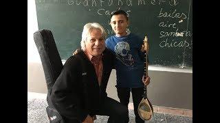Musikunterricht in Albanien
