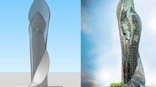 Video How to Model Skyscraper in Sketchup / essentials MP3, 3GP, MP4, WEBM, AVI, FLV Desember 2017