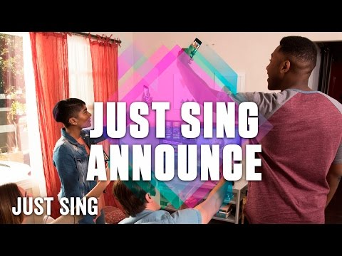 Ubisoft Just Sing PS4 játékszoftver