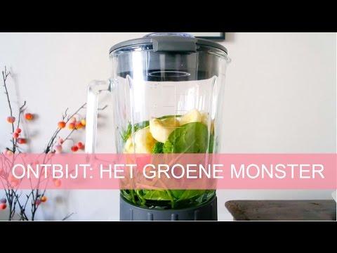 Budget ontbijt 4: het groene monster | Girlscene