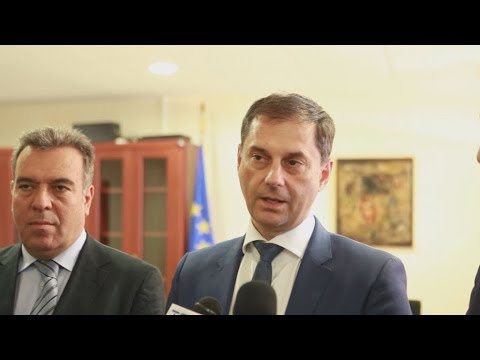 Την Περιφέρεια Δυτικής  Μακεδονίας επισκέφθηκε ο υπουργός Τουρισμού Χάρης Θεοχάρης