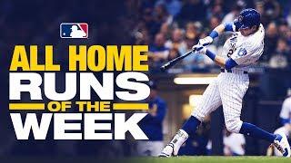 Todos los Home Runs de la  Semana 15 de Abril al 21 de Abril