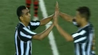 Curtam nossa página: http://www.facebook.com/LeandroSportsVideos Djalminha falha em cavadinha, e Fla fica no empate com o...