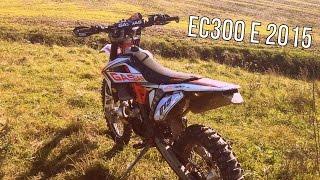 10. Gas Gas EC300 E 2015 First Enduro
