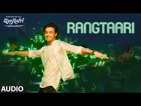 Rangtaari | Loveratri | Aayush Sharma |Warina Huss