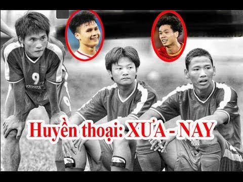 Top 10 cầu thủ HAY NHẤT lịch sử bóng đá Việt Nam: Nhiều tranh cãi với No.1 - Thời lượng: 17:18.