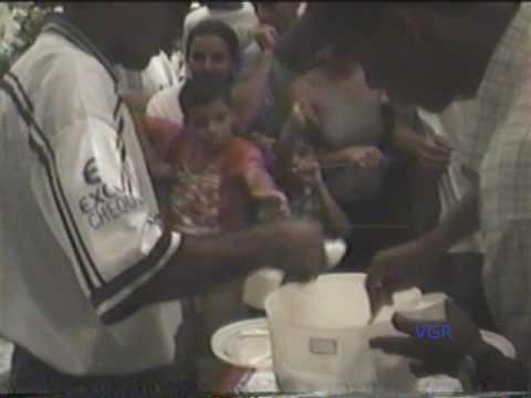 Taquaral de Goias - dias das Crianças sorvete para a garotada