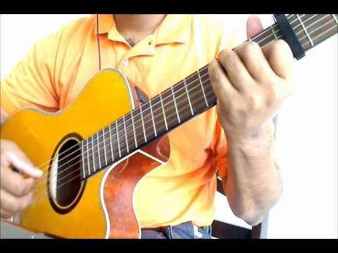 Video Dabangg Tere Mast Mast Do Nain  Guitar Solo Fingerstyle download in MP3, 3GP, MP4, WEBM, AVI, FLV January 2017