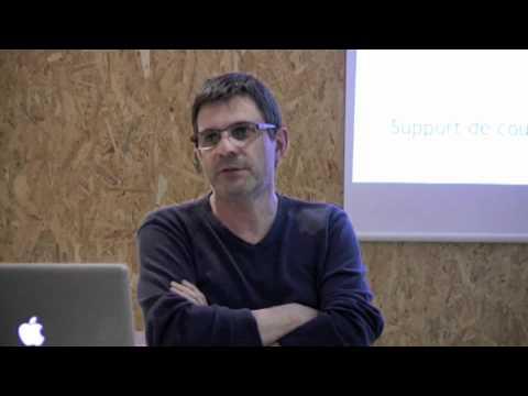 Serge Escots — Fragment sur le passage de l'individu au système relationnel