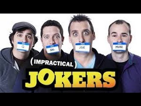 truTV's Impractical Jokers Live 100th Episode Punishment Special (видео)