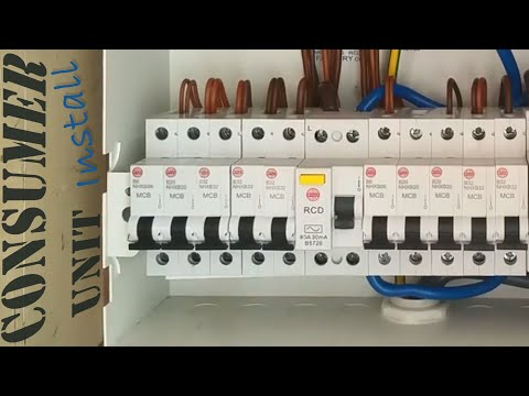 Consumer Unit Installation
