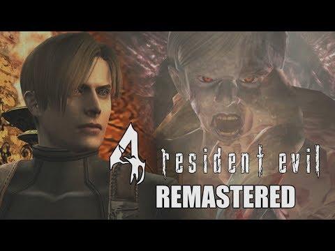 Resident Evil 4 Remastered - Leon Vs Salazar | Ramon Salazar Boss Fight + Death Scenes