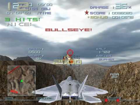 Top Gun : Combat Zones PC