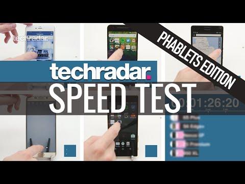 Phablet speed test: iPhone 6S Plus vs Nexus 6P vs Lumia 950 XL vs S6 Edge+ vs Sony Z5 Premium