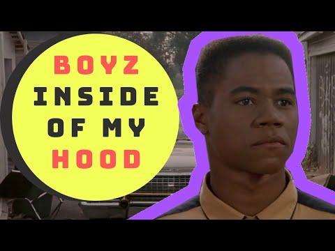 What Happened In BOYZ N THE HOOD??!! (1991) PRIMM'S HOOD CINEMA