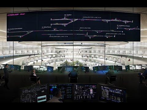 這個位於杜拜可以「2秒內加速到時速643公里」的超級高鐵,眨眼就不見的速度比飛機還快!