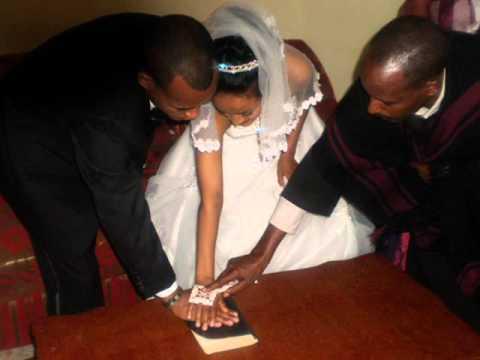 Eritrean Wedding In Khartoum, Sudan [March 2011]: Eden Rezene & Merih Ghebremichael