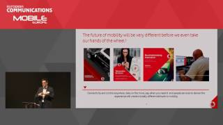 IoT Conference 2016: Exploring opportunities for the connected car – Vodafone Global Enterprise
