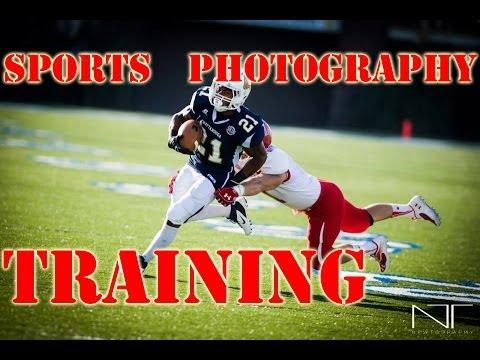 Sports Photography Training – Episode 1: Camera settings