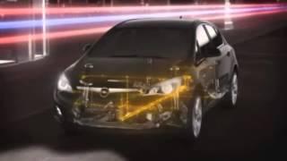 Șasiul Flexride de la Opel