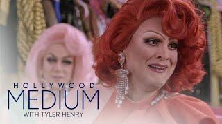"Video Tyler Henry Makes Drag Queen ""Speechless"" With Reading | Hollywood Medium | E! MP3, 3GP, MP4, WEBM, AVI, FLV Maret 2019"