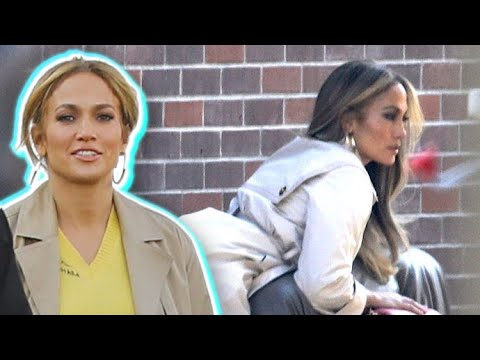 Jennifer Lopez Is A Total SLAY QUEEN During Her Racy Coach Photoshoot