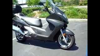 5. 2008 Honda Silver Wing (FSC600),