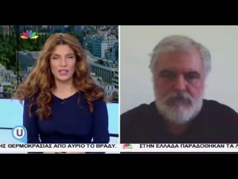 Οι Γιατροί Χωρίς Σύνορα στην εκπομπή LIVE U του Star Channel