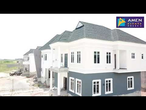 Types of Homes in Amen Estate