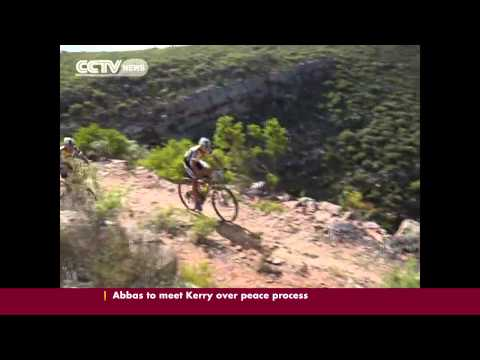 Epic Mountain Bike Race