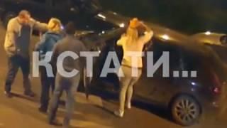 Мать с дочерью избили таксиста в Нижнем Новгороде
