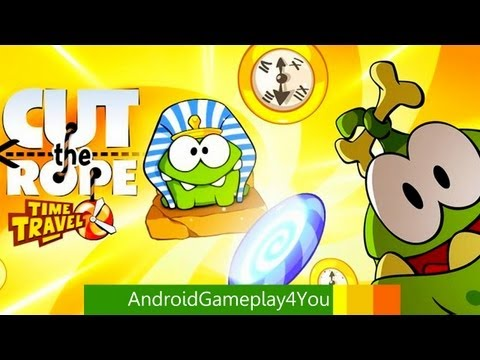 Cut the Rope : Time Travel Android