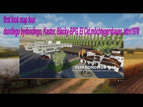 Dondiego Map v1.4.1